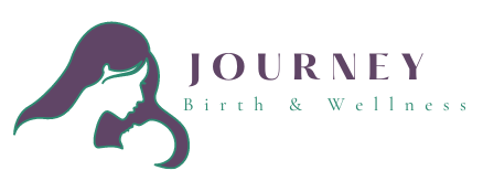 Journey Birth and Wellness Logo